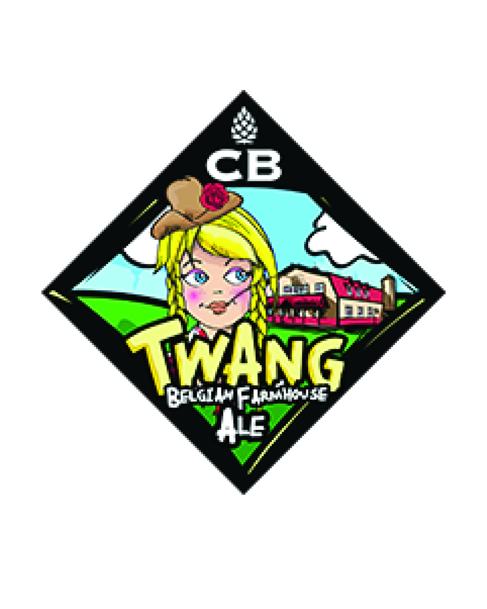 Craft Brewers Twang Farmhouse Ale