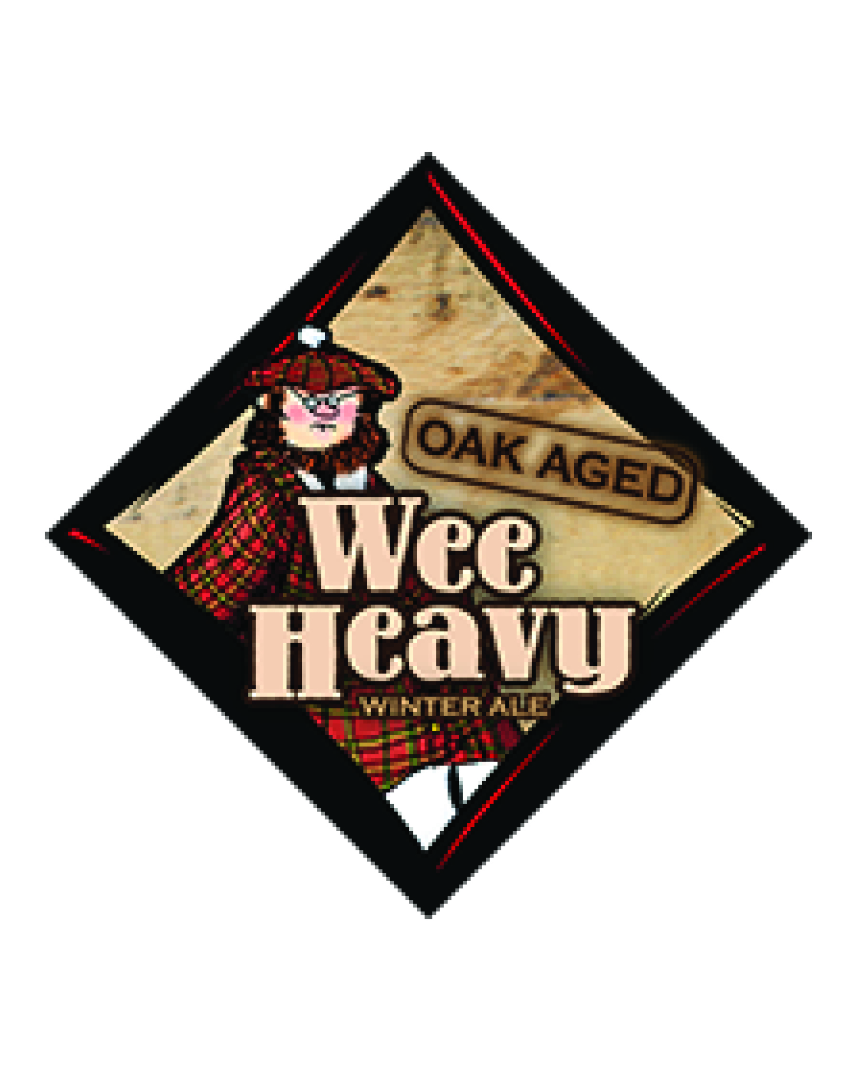 Craft Brewers Oak Aged Wee Heavy Winter Ale